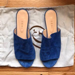 M. Gemi Nuvola Size 38 Color Royal